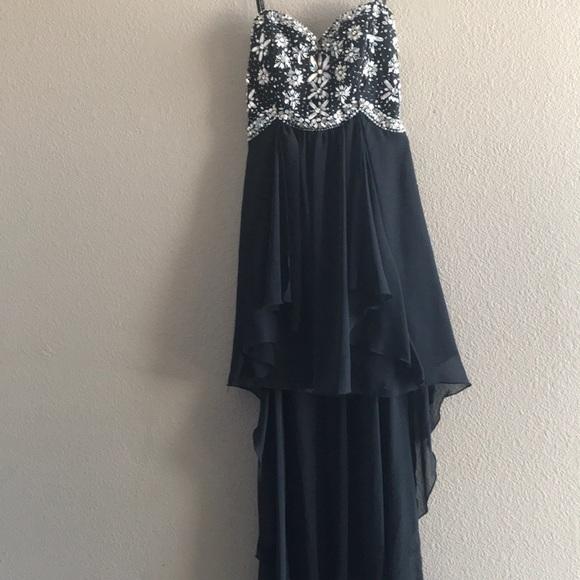 13cea5a63cf B. Darlin high low dress. B Darlin. M 5abbd52a00450fd8f3d4397f.  M 5abbd52a00450fd8f3d4397f